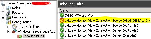 firewall-rule